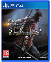 PS4 mäng Sekiro: Shadows Die Twice