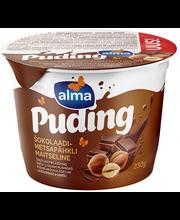 Puding šokolaadi-metsapähkli maitseline, 230g