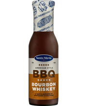 BBQ kaste Bourbon Whiskey, 370g