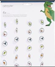 Rippkaunistused Riethmüller Dinosaurus, 4 tk