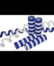 Serpentiin sini-valge 3 tk