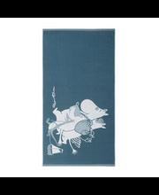 Froteerätik Saaremuumi 70x140 cm, sinine