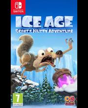 NSW mäng Ice Age: Scrat's Nutty Adventure