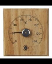 Saunatermomeeter 12x12,5 cm, mänd