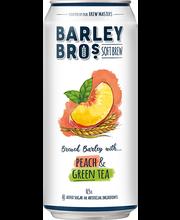 Barley Bro's Peach & Green Tea, 500ml