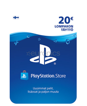 PlayStation Network Live kaart 20 eur
