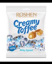 Roshen Milky Splash Toffee piimatäidisega kompvekid 150 g
