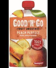 Goodngo virsiku-puuvilja smuuti, 120 g