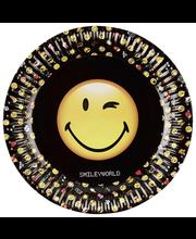 Papptaldrik Emoji 23 cm 8 tk