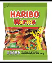 Puuviljamaitselised kummikommid,  150 g