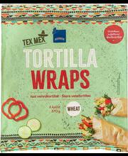 Tex Mex suured tortilla wrapid 370 g 6 tk