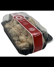Kookosküpsised, gluteeni-laktoosivabad 100 g