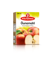 Põltsamaa õunamahl 200 ml
