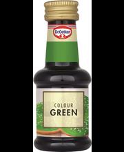 Roheline toiduvärv 30 ml