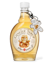 Ginger People ingverisiirup, 237 ml