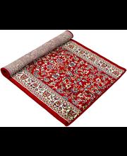 Vaip 65 x 150  cm, punane, viskoos, 1050 g