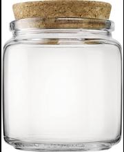 Purk kork-kaanega Giara 0,75 l, klaas