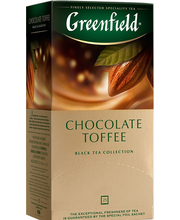 Greenfield Chocolate Toffee must tee 25x1.5g