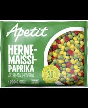 Hernes, mais, paprika, 200 g