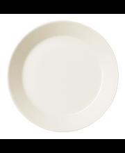Taldrik Teema 21 cm, valge