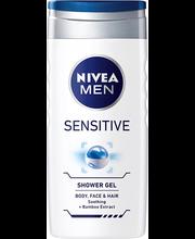Dushigeel Sensitive Shower Gel 250 ml