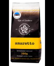 Maitsestatud kohvioad Amaretto 200 g