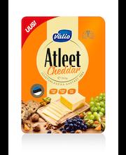 Atleet Cheddar juust, viilutatud, 150 g