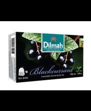 Must tee mustasõstramaitseline 20 x 1,5 g