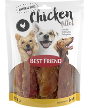 Best Friend Natural Bites kanafilee maiuspala koertele 375g