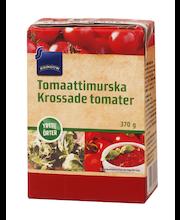Purustatud tomatid ürtidega 370 g