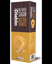 Diablo võiküpsised 135 g, suhkruvabad