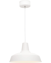 Rippvalgusti Loft35 E27 Max 60W valge