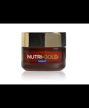 Öökreem 50 ml nutri gold toitev