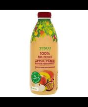 Tesco virsiku-mango-õuna-granadillimahl, 1 l