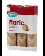 X-tra Marie küpsised 600 g