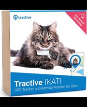 Tractive kassi GPS positsioneerija