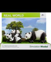 Mängukomplekt Pandad