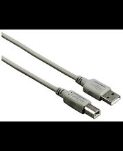 Kaabel USB 1,8 m, hall