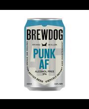 Brewdog Punk AF alkoholivaba õlu, 330 ml