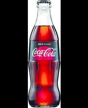 Coca-Cola zero karastusjook, 330 ml