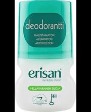 Rulldeodorant Erisan 50ml lõhnatu