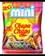 Chupa Chups mini pulgakommid kotis 20 tk