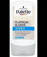 Deluxe toonija platinum blonde 150 ml