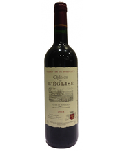 Chateau L`Eglise Bordeaux KPN vein 14% 750 ml