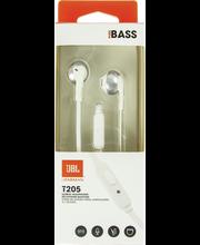 Kõrvaklapid JBL T205 kroom