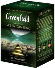 Roheline tee Green Ginseng 20 x 1,8 g