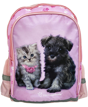 Laste seljakott cat and dog