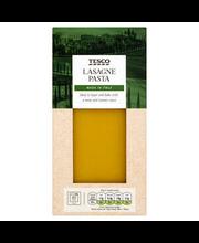 Tesco Lasagne lasanjeplaadid, 500 g
