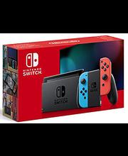 Mängukonsool Nintendo Switch Joy-Con - Neon Blue and Neon Red