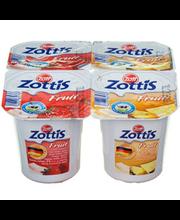 Zottis puuviljadega piimadessert, 115 g